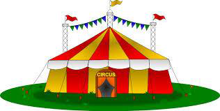 The Circus is coming to town!