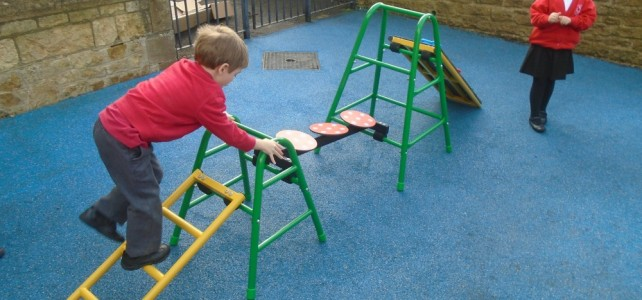Ash Class Play Equipment