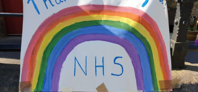 Thank you to our NHS!